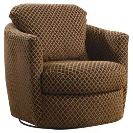 Scurry Swivel Arm Chair