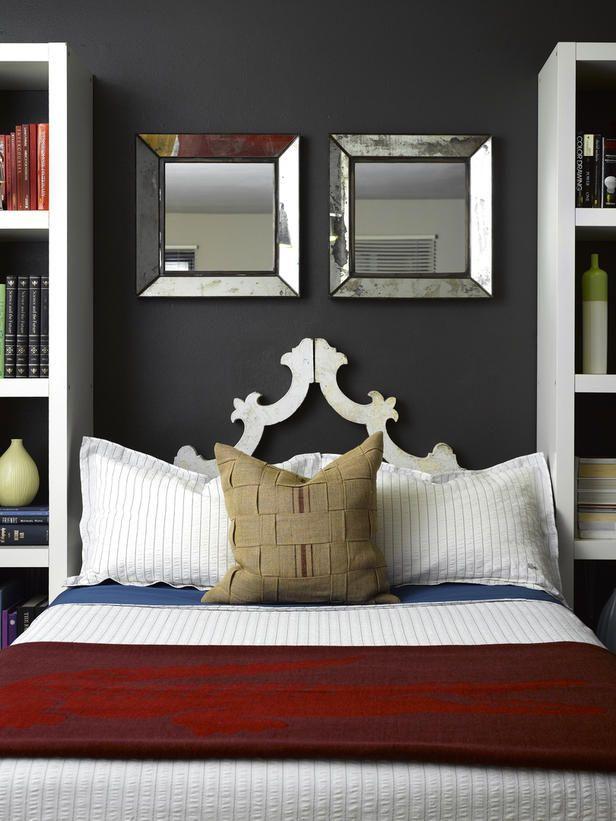 Dreamy Bedroom Mirrors --> www.hgtv.com/decorating/dreamy-bedroom-mirrors/pictures/page-2.html?soc=pinterest