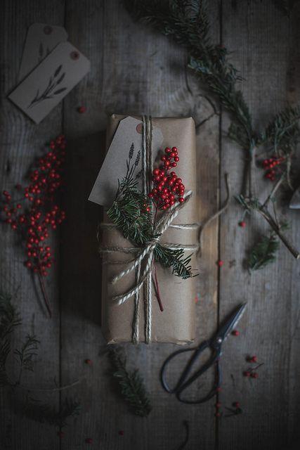 DIY pacchi di Natale