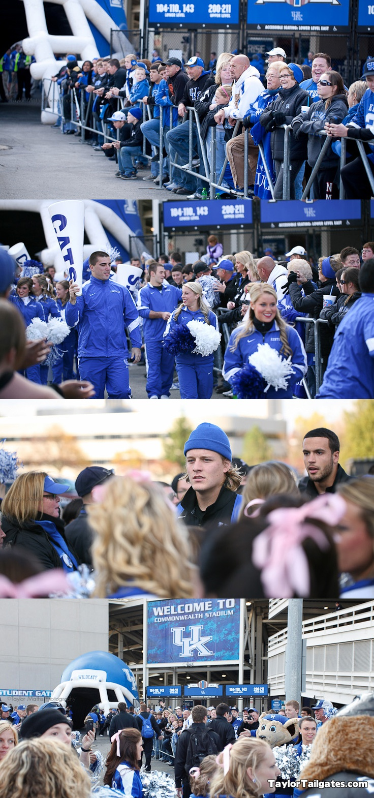 #Kentucky tailgating & Keeneland Races - an SEC tradition hard to match