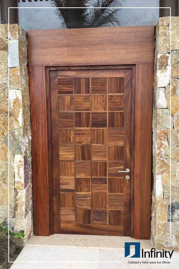 Puertas Madera Diseno Calidad Infinity Puertas De Madera Madera Puertas