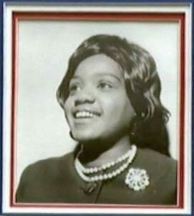 Alberta Jones, Louisville attorney and first woman or African-American prosecutor there. Murdered in 1965 at 35.  Jones had organized voter registration, voting education, and GOTV that swept white supremacists out of city govt in 1964.
