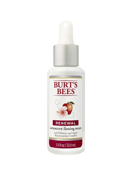 The Best Face Serums Under $25: Burt's Bees Renewal Intensive Firming Serum | Allure.com