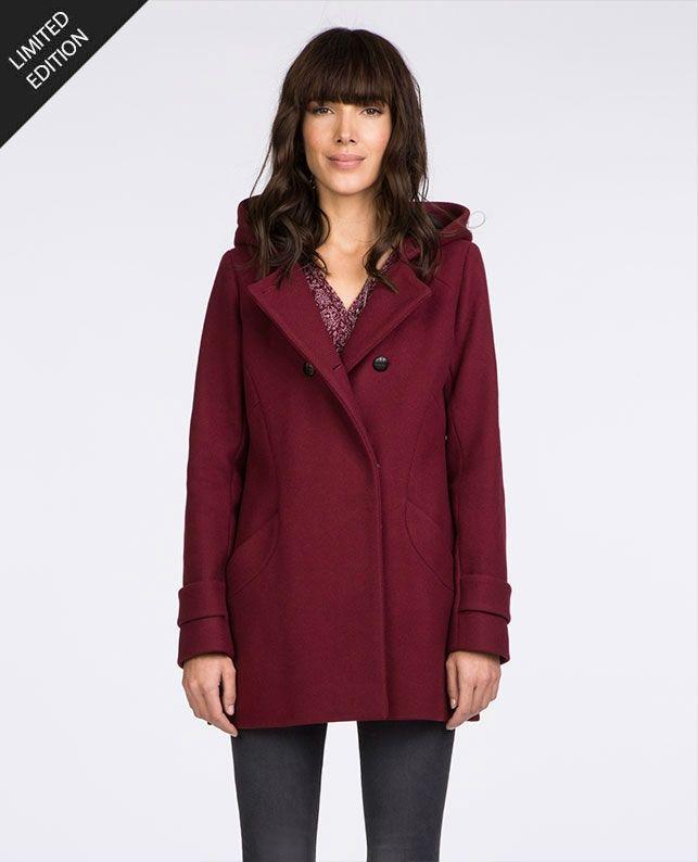Short coat   Coats and jackets   Comptoir des Cotonniers
