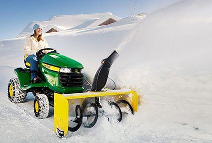 112 Cm 44 Quot Snow Blower Stuff To Buy Pinterest John Deere Snow
