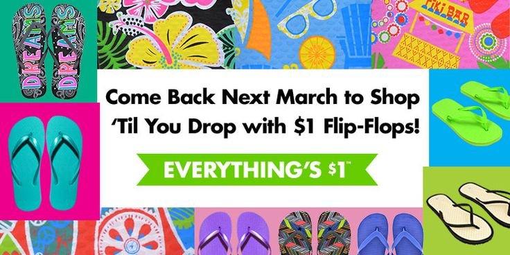 Bulk Flip Flops & Sandals | DollarTree.com