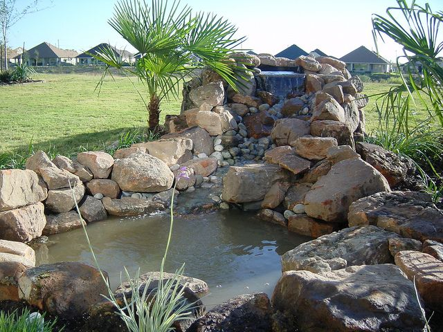 206 best landscaping ideas images on pinterest beautiful for Design of oxidation pond numerical