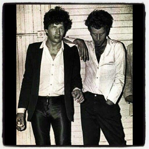 Herman Brood and Tom Waits