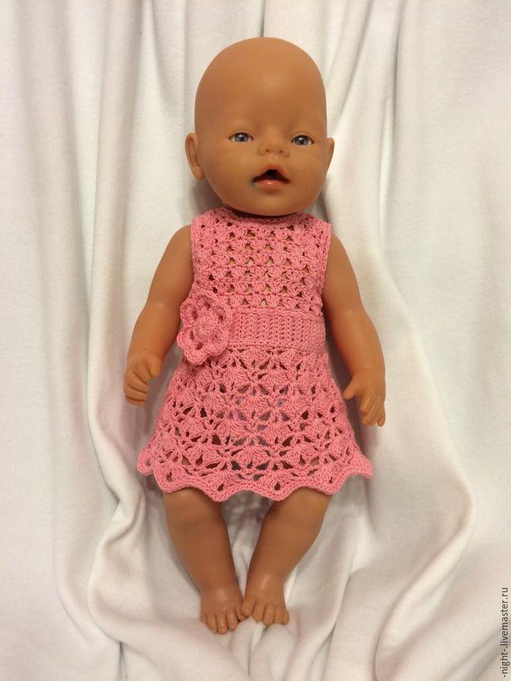 Baby born схемы вязание