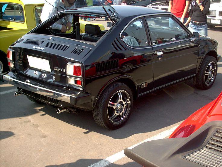 Suzuki CX-G Cervo 850