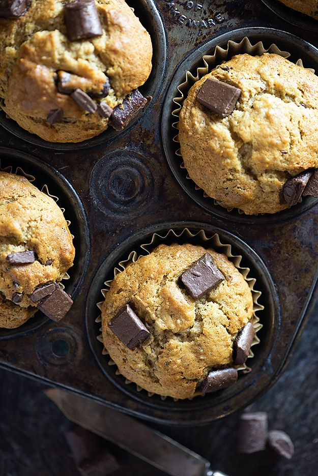 These banana chocolate chip muffins are perfect for busy mornings! I have been…