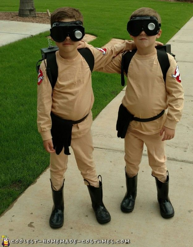 coolest diy ghostbusters costumes for halloween - Cool Homemade Stuff