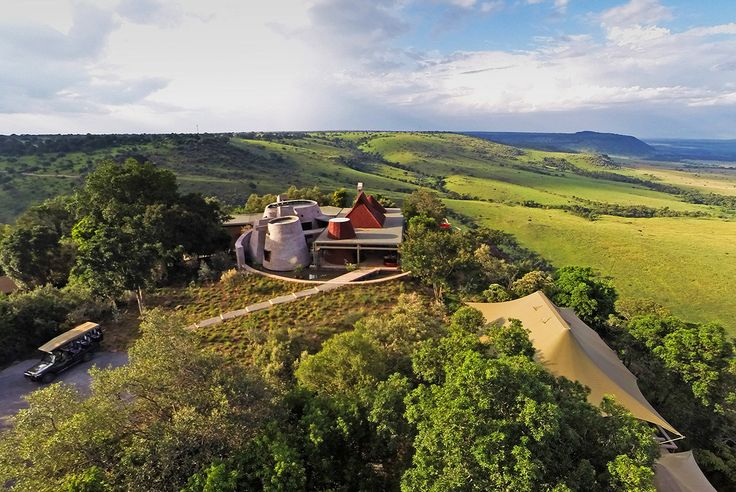 Best New African Safari Camps | Architectural Digest