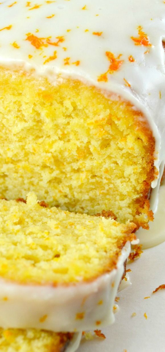 This cake is loaded with amazing Orange flavor! A wonderful Cake from Ina Garten :)