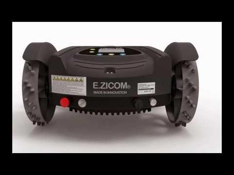 E.ZICOM : Découvrez la nouvelle Tondeuse Robot e.zigreen® EVO connectée avec une application smartphone et son émetteur Wifi, disponible à partir du 1er Mars 2015. Les tondeuses robots e.zigreen® sont destinées à ceux qui souhaitent bénéficier d'une solution robotisée capable d'assurer l'entretien de leur gazon de façon régulière et autonome.