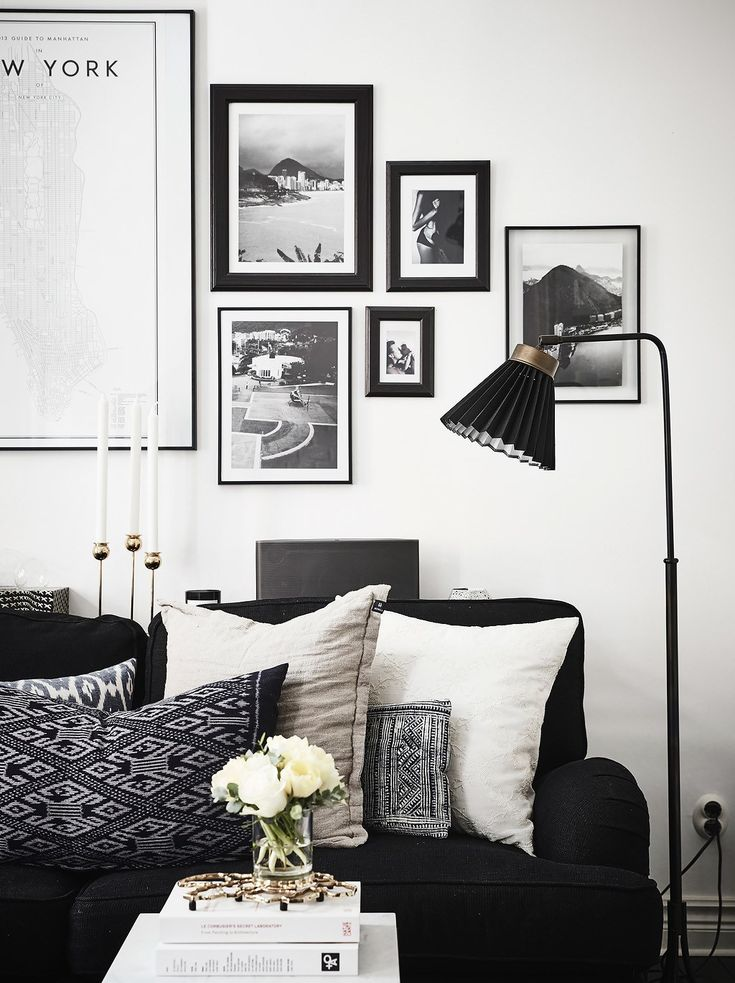 Le noir en vedette | PLANETE DECO a homes world