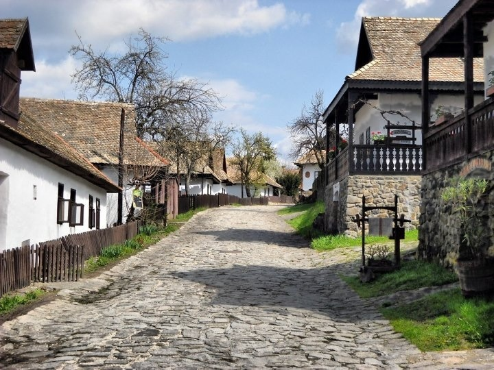 Old Village of Hollókő and its Surroundings (Hungary)
