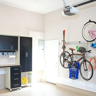 Best Garages Images On Pinterest Garage Storage Garages And - Garage cabinets los angeles