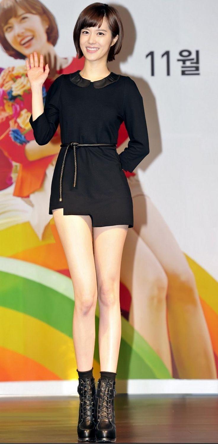 Actress Park Shin Hye Showcases Her Beautiful Profile In