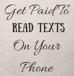 Learn How You Can Get Paid To Receive Text Messages On Your Phone.   Earn $1 Instantly to Your PayPal Account Just for Signing Up!