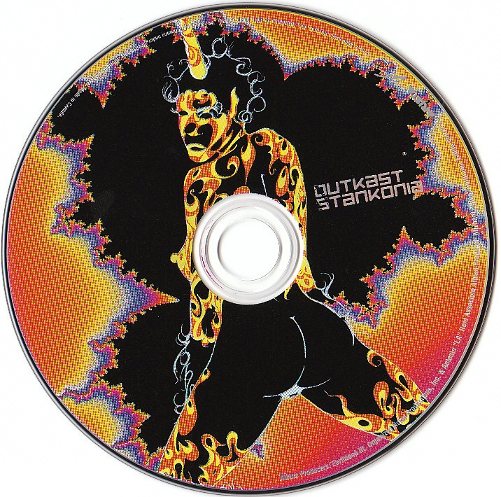 stankonia 2000 by outkast lps pinterest
