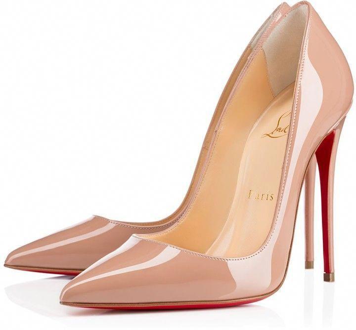 Christian Louboutin on | Sapatos de grife, Sapatos louboutin