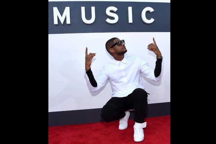 Usher.