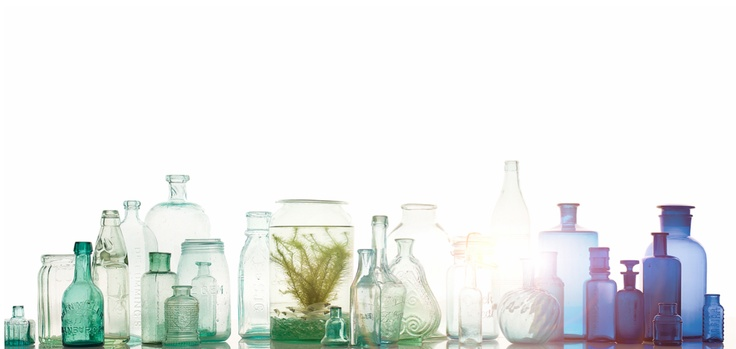 sea colored glass: Inspiration, Glasses, Blue, Green, Art, Miller Photography, Glass Bottles, Johnny Miller, Colored Glass