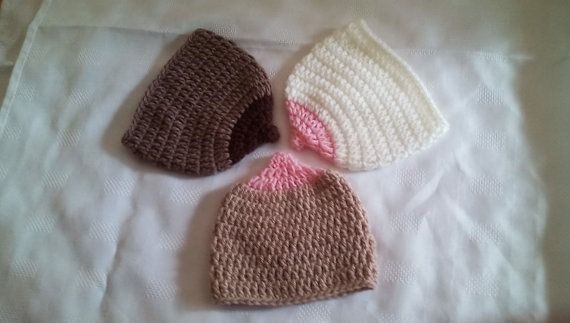 Check out this item in my Etsy shop https://www.etsy.com/uk/listing/280783556/boob-beanie-hat-breastfeeding-beanie