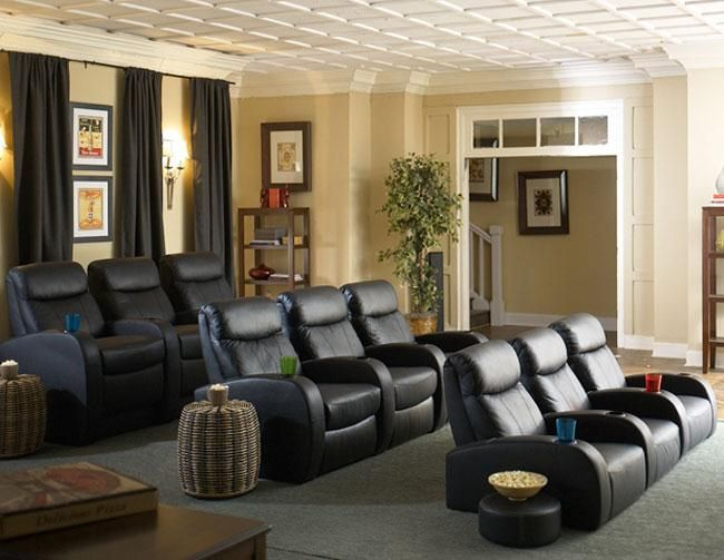 20 best Home Theater Seating images on Pinterest