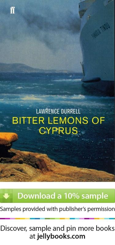 48 best lawrence durell images on pinterest writers gerald bitter lemons of cyprus by lawrence durrell download a free ebook sample and fandeluxe Gallery