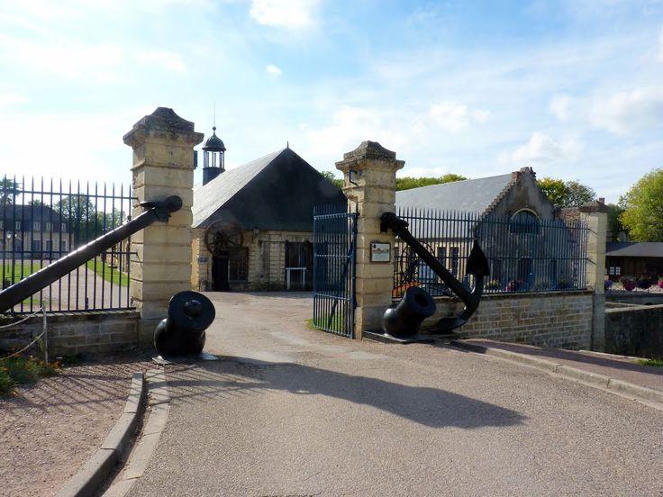 Guérigny: ancient royal foundry
