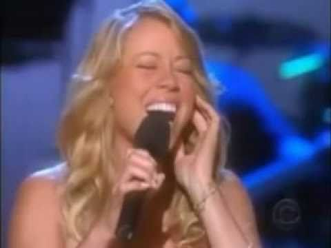 Listening to Mariah Carey perform without backing music is not a pleasant experience memoirs of an imperfect angel festive edition Posted By Ellen Rule | 6-Dec-2014