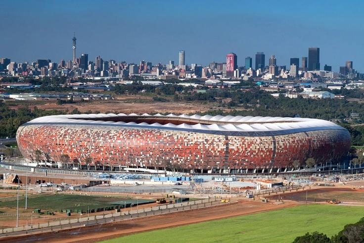 Boogertmann + Partners - Soccer City Stadium - Johannesburg