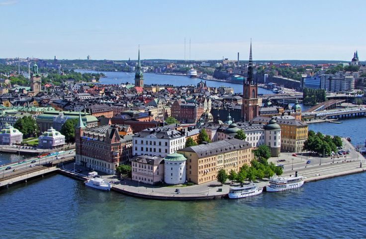 Stockholm, Sweden's capital is a city of islands where palaces and peaceful hideaways line the shores, and where cobbled streets lead to city shops, cafés