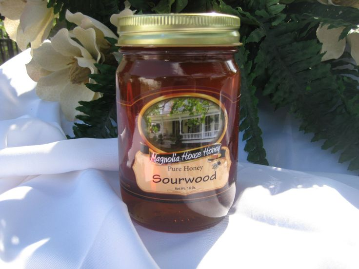 Sourwood Honey 16oz