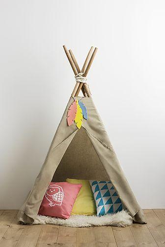 Вигвам для девочек)) Teepee tent for girls. #wigwam #backdrop #kids #fafastudio #teepee_tent