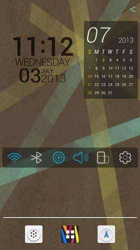 Atom Launcher, Reviewed: Your Next Android Launcher? | Makeuseof