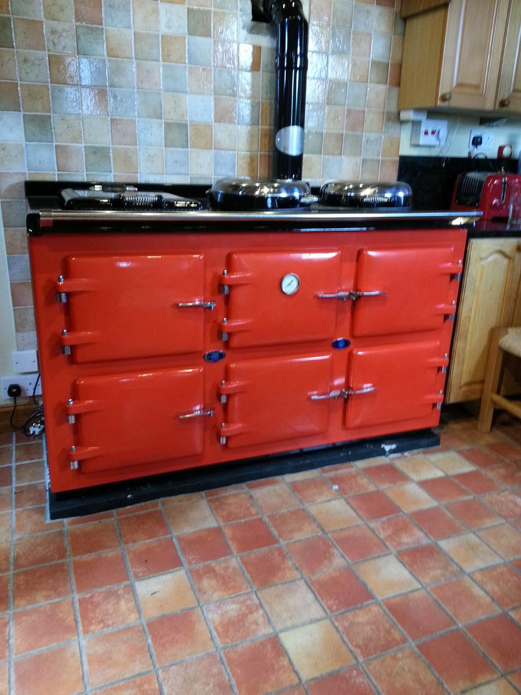 191 best aga stoves and range cookers images on pinterest for Kitchen designs with aga cookers