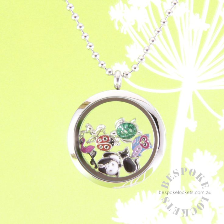 Locket for the Animal Lover