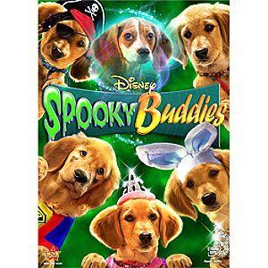 Spooky Buddies DVD | Disney Store Disney's talking puppies travel far across…