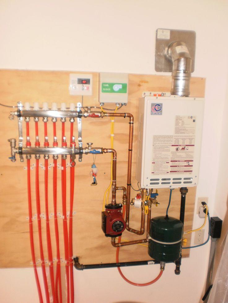 Best 25 in floor heating ideas on pinterest in floor for Best hydronic floor heating systems