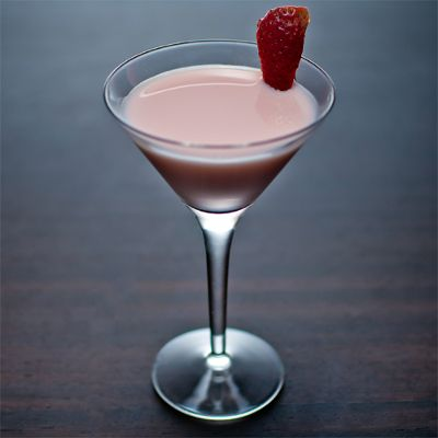 Created sometime in 1990's when anything in a martini glass was coined a martini, this is a great strawberry inspired cocktail to sip away during the summer. Muddle the strawberries in the bottom of a ...