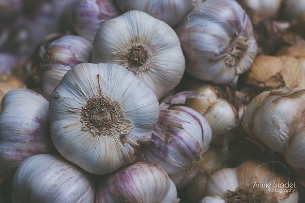 Garlic, Borough Market
