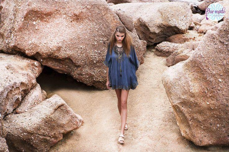 Tunic Yasmina・Salt in the air Sand in my hair lookbook