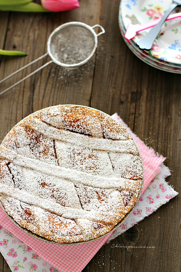 come fare la pastiera napoletana