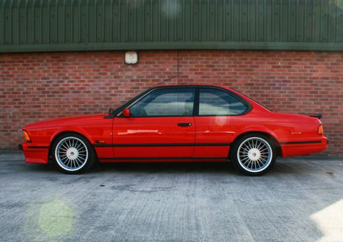 1989 Bmw 635csi Highline Motorsport To The Informed This Is The