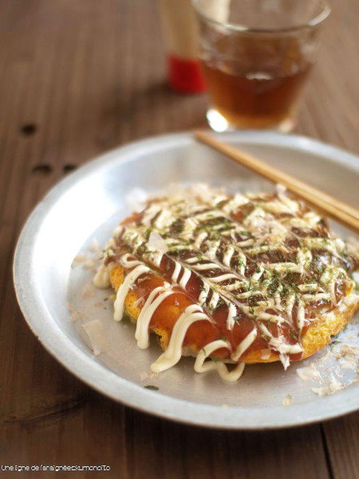 レタスお好み焼き。 by ささきのりこ。   レシピサイト「Nadia   ナディア」プロの料理を無料で検索