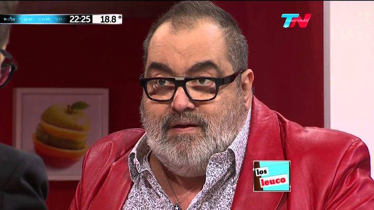"""J.Lanata en """"Los Leuco"""" de A.Leuco y D.Leuco - 24/03/15"""