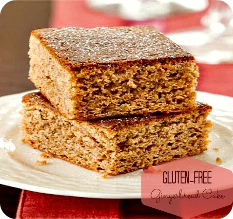 Try this recipe and create beautiful individual gingerbread cakes that everyone will love, regardless of dietary needs.